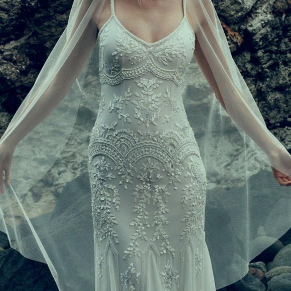 Anthropologie Dresses | Naomi Wedding Dressnever Worn Sz 6 | Poshmark